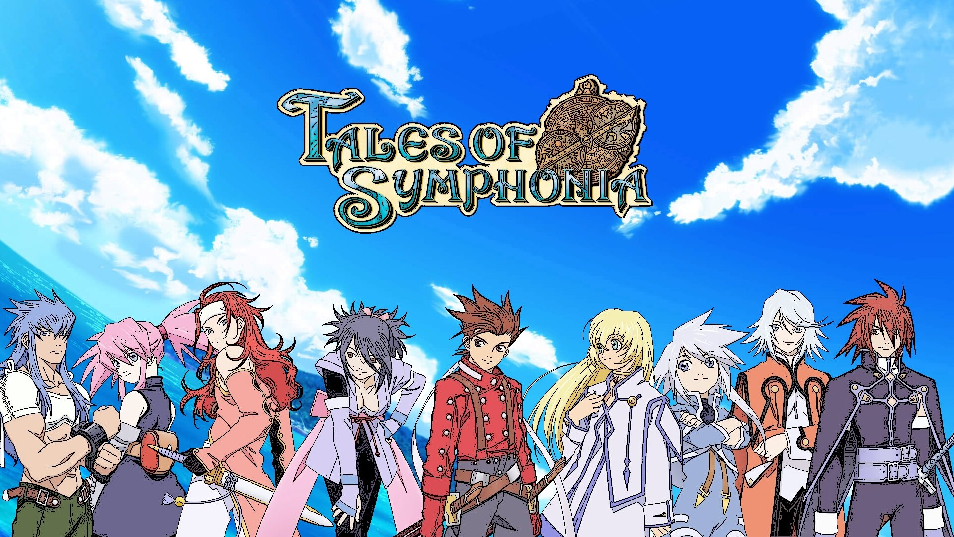 We?re hearing that Tales of Symphonia and Tales of Symphonia: Dawn